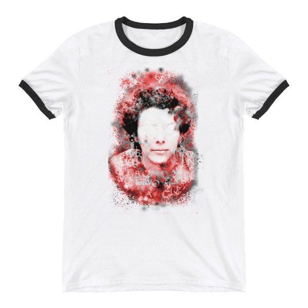 Arts lover -Ringer T-Shirt-01