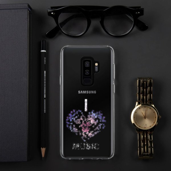 I love Music -Samsung Case-13