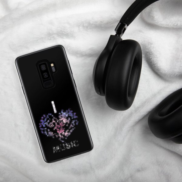 I love Music -Samsung Case-14