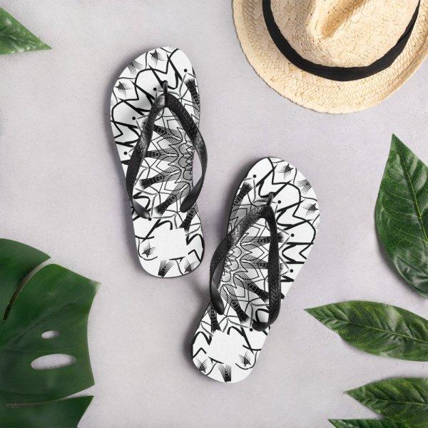 pattern mandala 01 -Flip-Flops-02