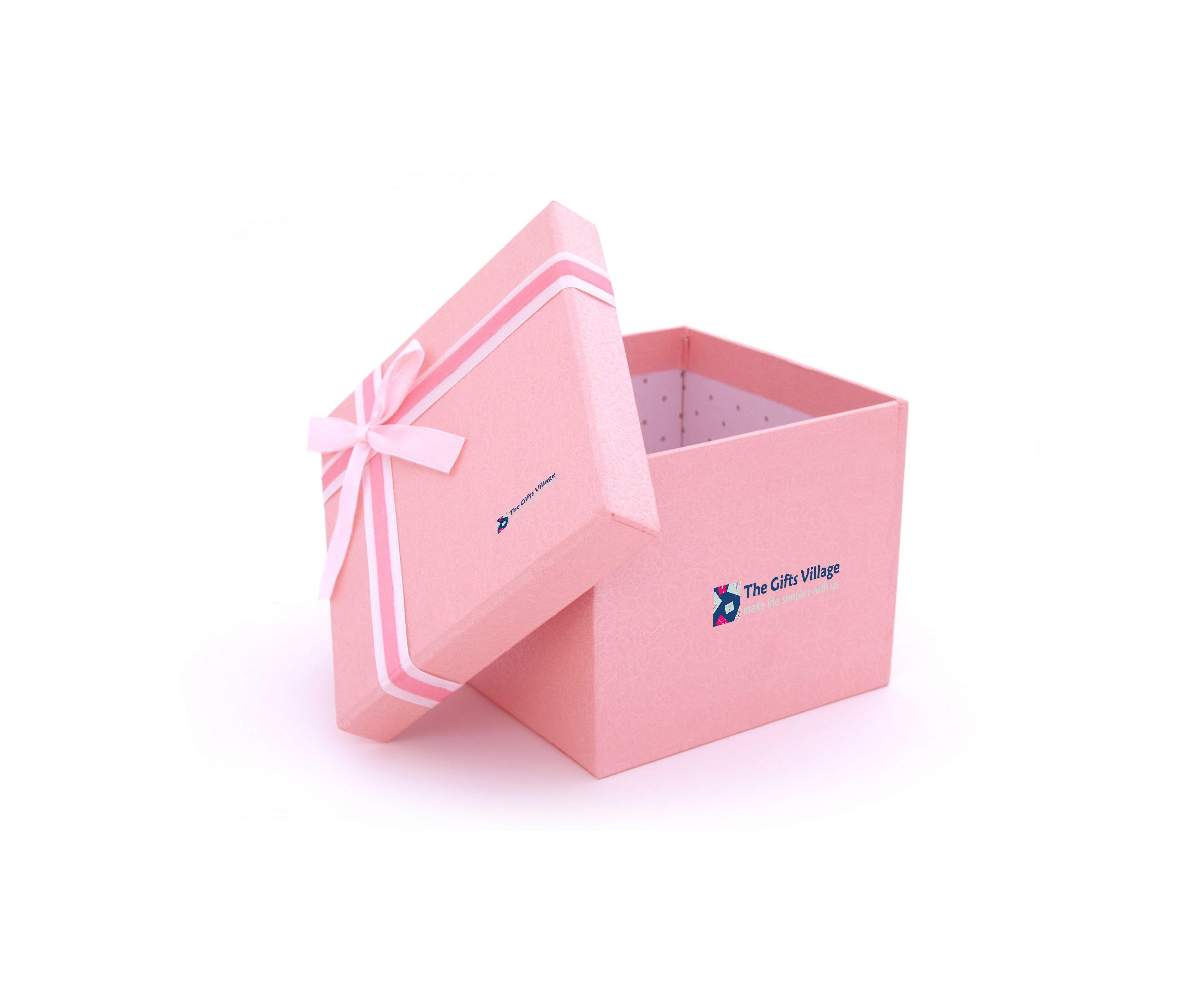 Thegiftsvillage Pink Gift Box