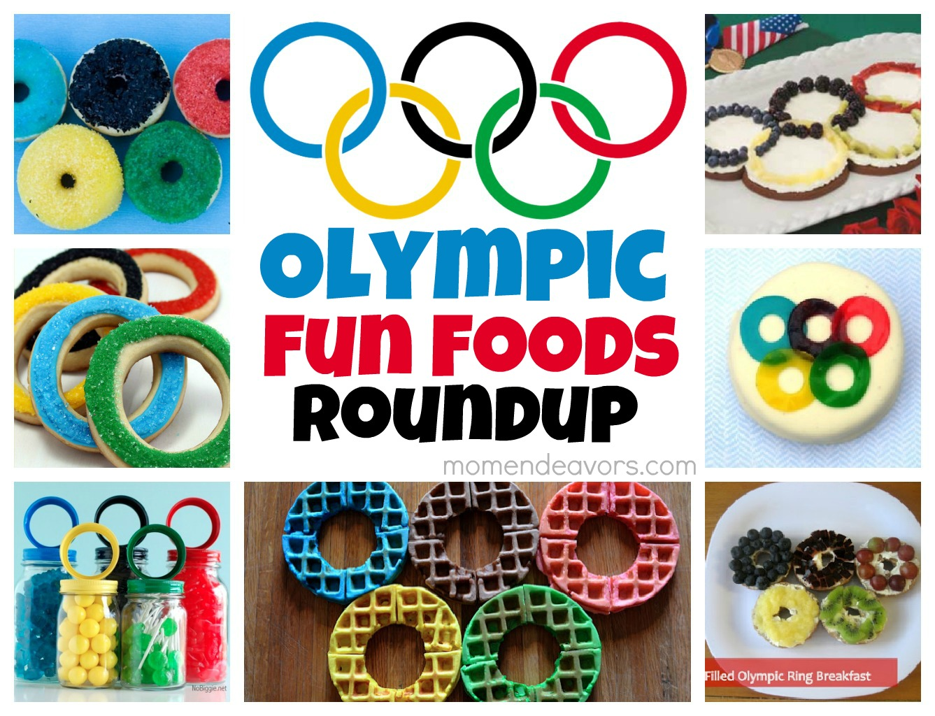 Olympics Activities Amp Fun Foods Ideas Roundup