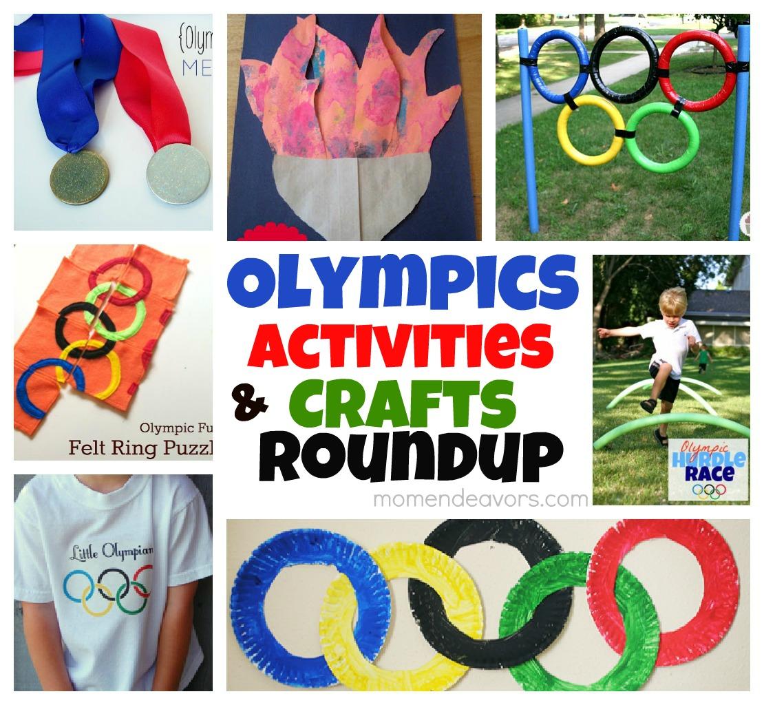 Olympics Activities Amp Fun Foods Ideas Roundup