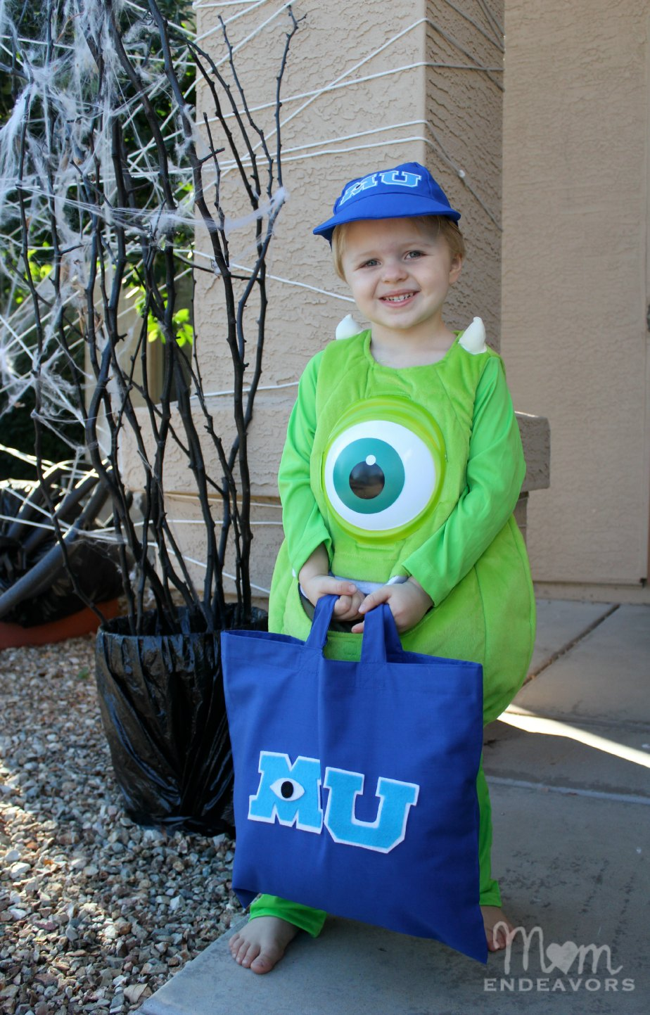 monsters inc halloween bucket | cartooncreative.co