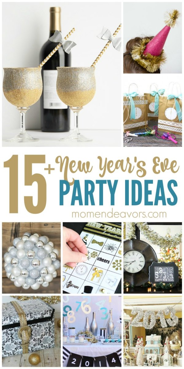 Simple DIY Party Hats