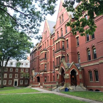 Grace + Harvard