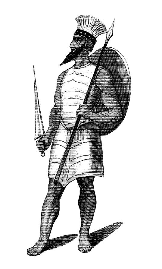 Image result for philistine warrior