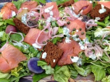 Fraiche New Salad