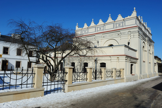 Zamosc Synagogue, Poland