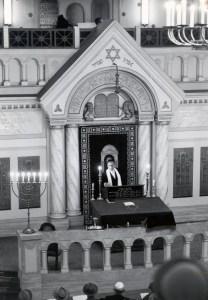 Preaching in Berlin after War