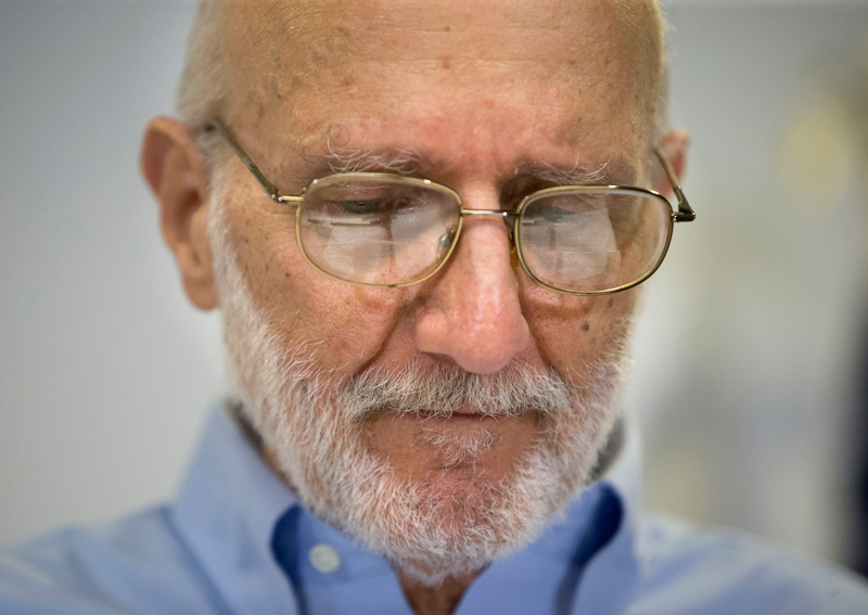 Alan Gross Headshot