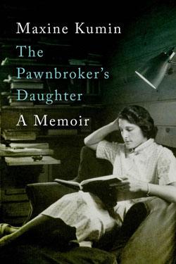 The Pawnbroker's Daughter: A Memoir by Maxine Kumin book cover