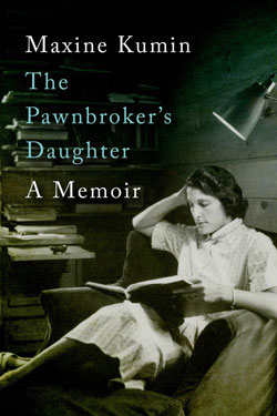 The Pawnbroker's Daughter: A Memoir by Maxine Kumin book cover