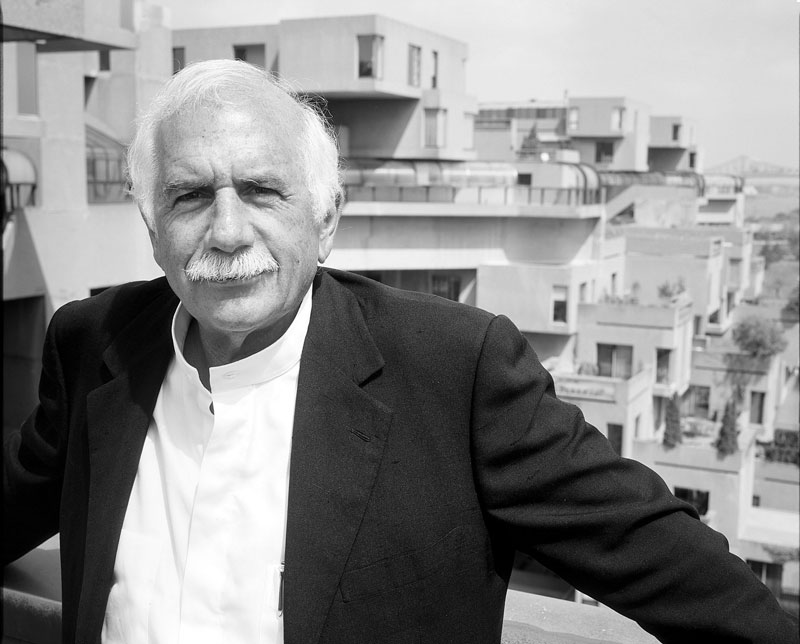 """Last year Safdie was awarded the American Institute of Architects' prestigious AIA Gold Medal. In his acceptance speech, he said, """"Humanizing mega-scale is the single most urgent task that awaits us in the decades to come."""""""