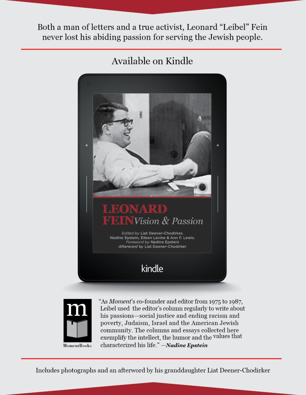 Fein Kindle Ad