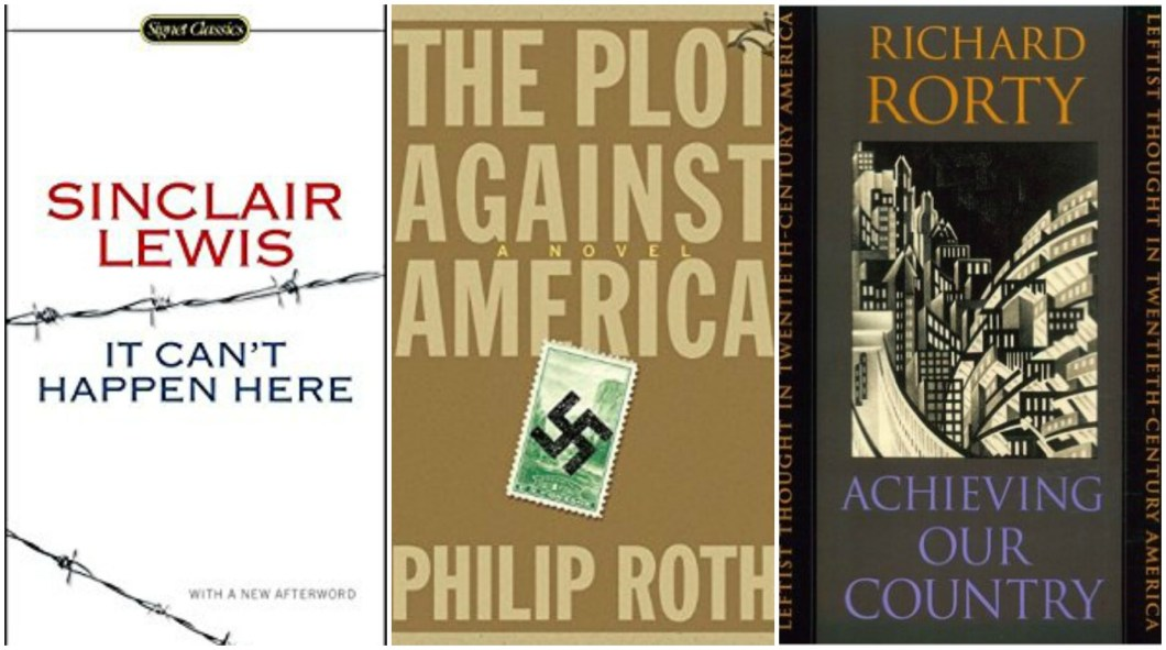 Books about fascism have eerily been able to predict the election outcome.