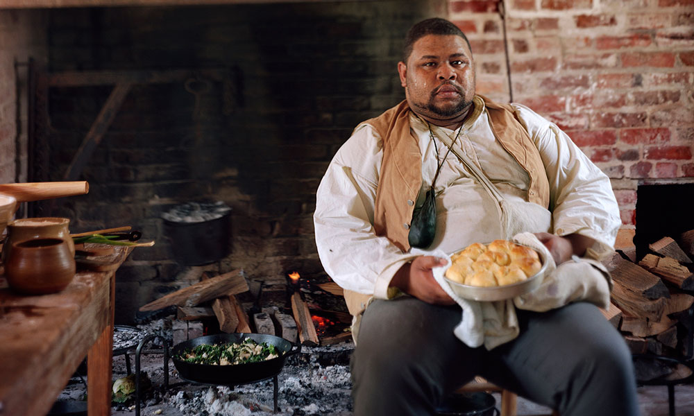 Michael twitty s kosher soul food for Michael uhlemann cuisine m