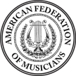 American Federation of Musicians (AFM) logo