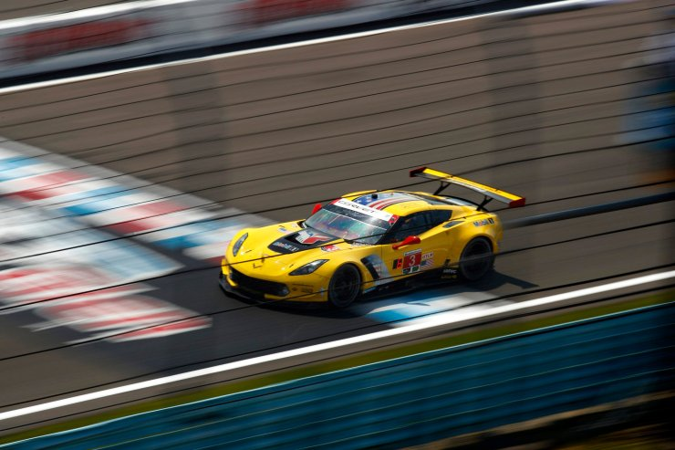 Corvette, segundos en Watkins Glen