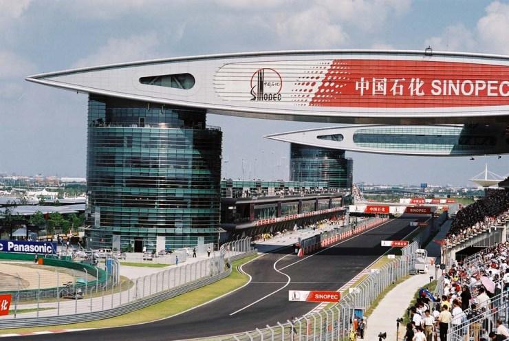 Circuito del Shanghai