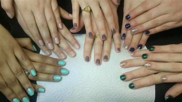 nail polish galway momento