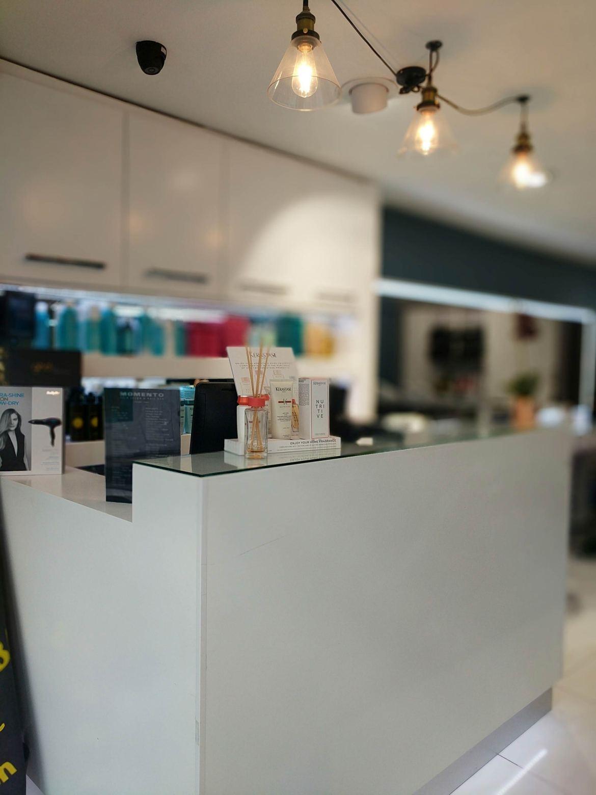 hair salon and nail bar galway
