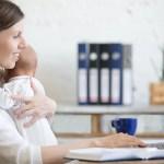 Telemedicina abre portas para medicas e mães  trabalharem de casa