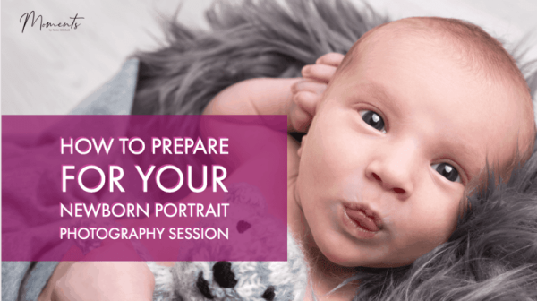 How to prepare for your newborn portrait photography session