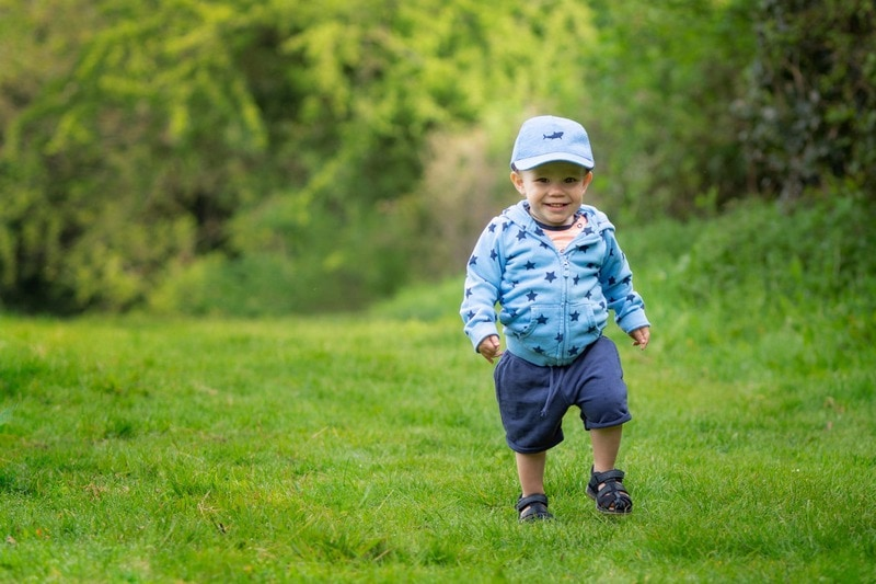 Family photoshoots in Gloucester: Robinswood Hill Country Park