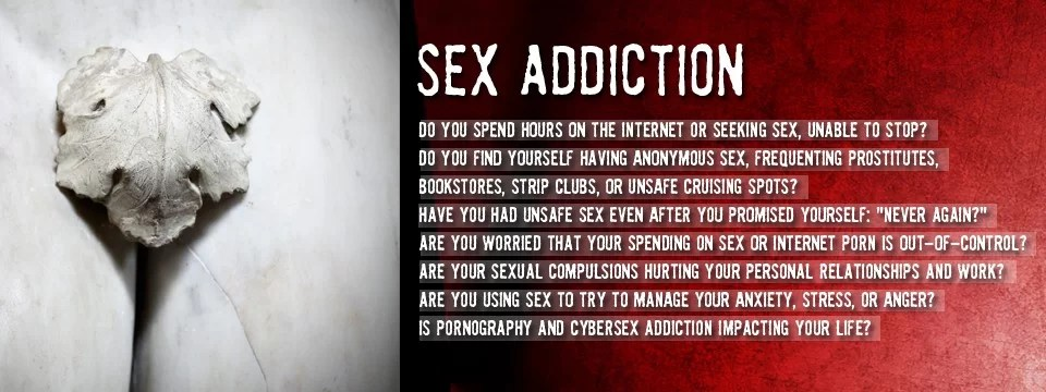 How to tell if you re dating a sex addict