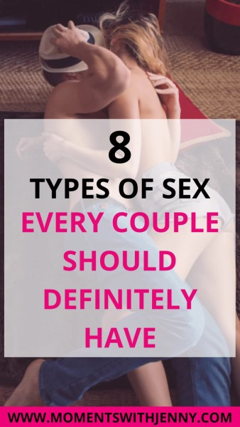 Types of sex