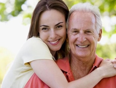 Pros and cons of marrying an older man