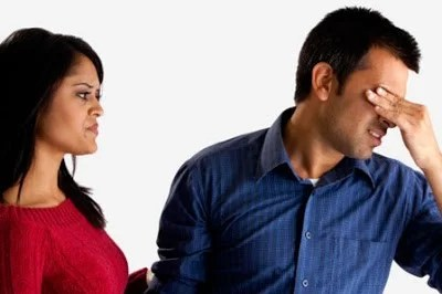 Relationship damaging habits
