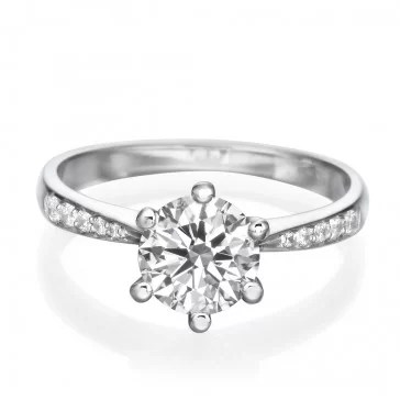 Bellagio Affordable engagement rings