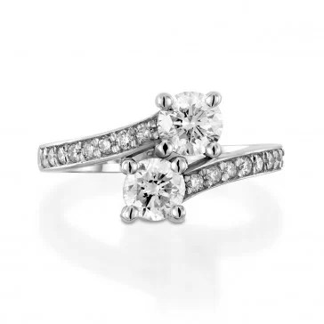 Forever Affordable engagement rings