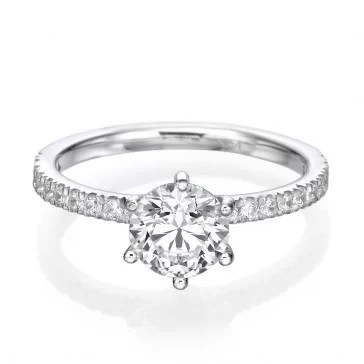 Helena Affordable engagement ring
