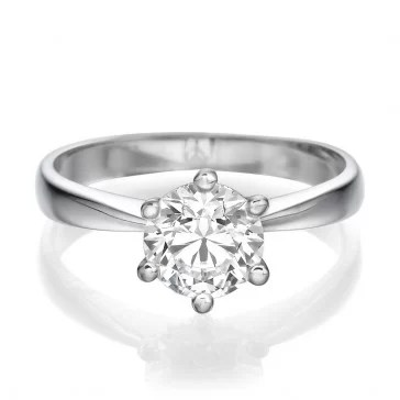 Venetian Affordable engagement rings