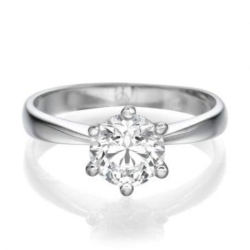 Venetian Affordable engagement rings