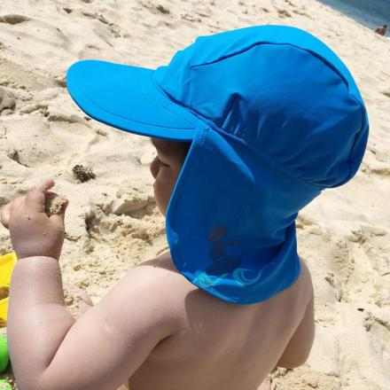 Baby Sun Protection Summer Hat with Neck Guard