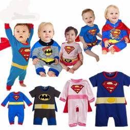 Baby Superhero Clothes