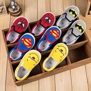 Children Superhero Sneakers (Sizes 6-12)