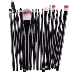 High Quality Makeup Brush Set - 20 pieces