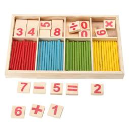 Wooden Counting Sticks Set