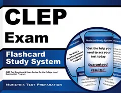 The 10 Things You Need to Know to Pass a CLEP Exam [Report]