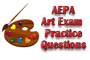AEPA Art Exam Practice Questions