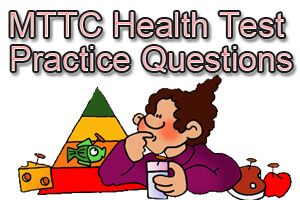MTTC Health Test Practice Questions