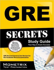 GRE Secrets Study Guide
