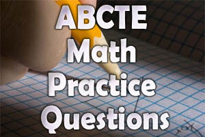 ABCTE Math Practice Questions