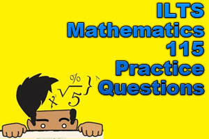 ILTS Mathematics 115 Practice Questions