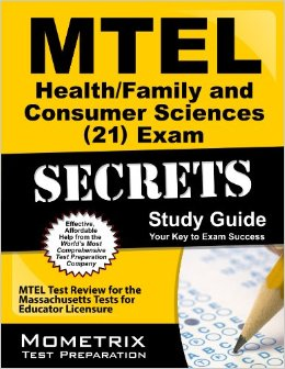 MTEL Health Family and Consumer Sciences Exam Practice Questions Study Guide
